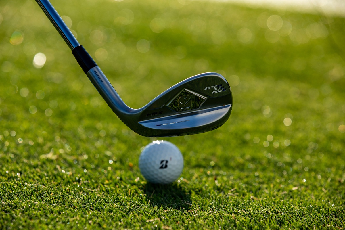 First Look: Bridgestone Tour B XW-1 Wedges