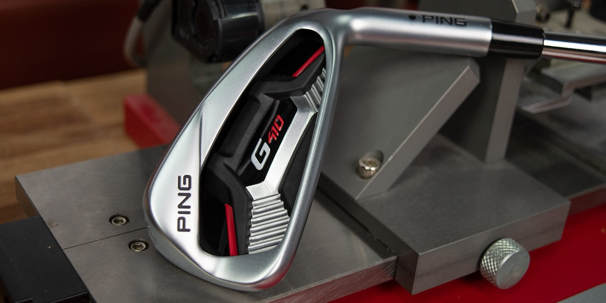First Look – 2019 Ping G410 Irons