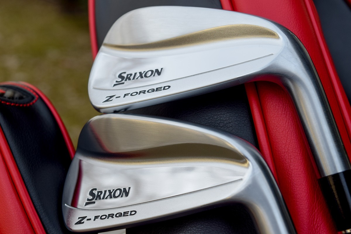First Look: Srixon Z-Forged Irons