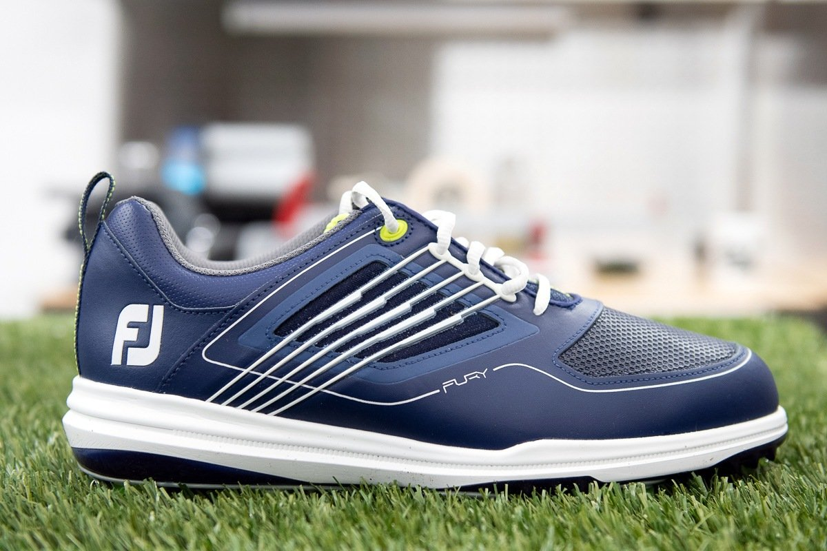 FIRST LOOK – 2019 FootJoy Fury Golf Shoe