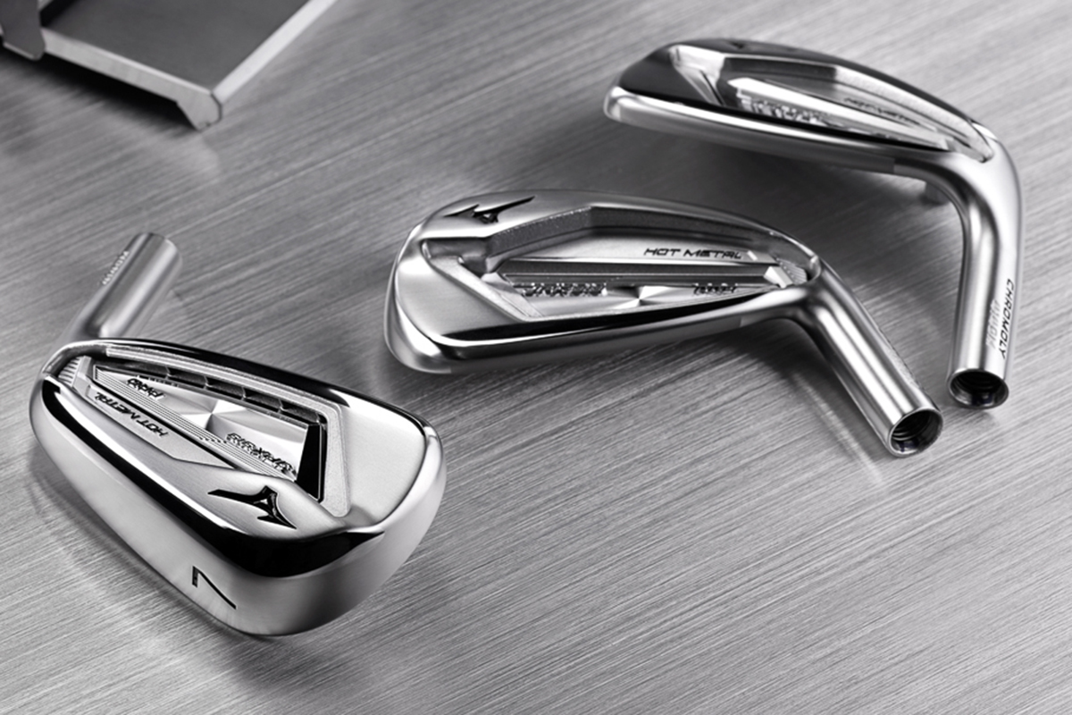 First Look: Mizuno JPX Hot Metal Pro Irons and JPX FLI-HI