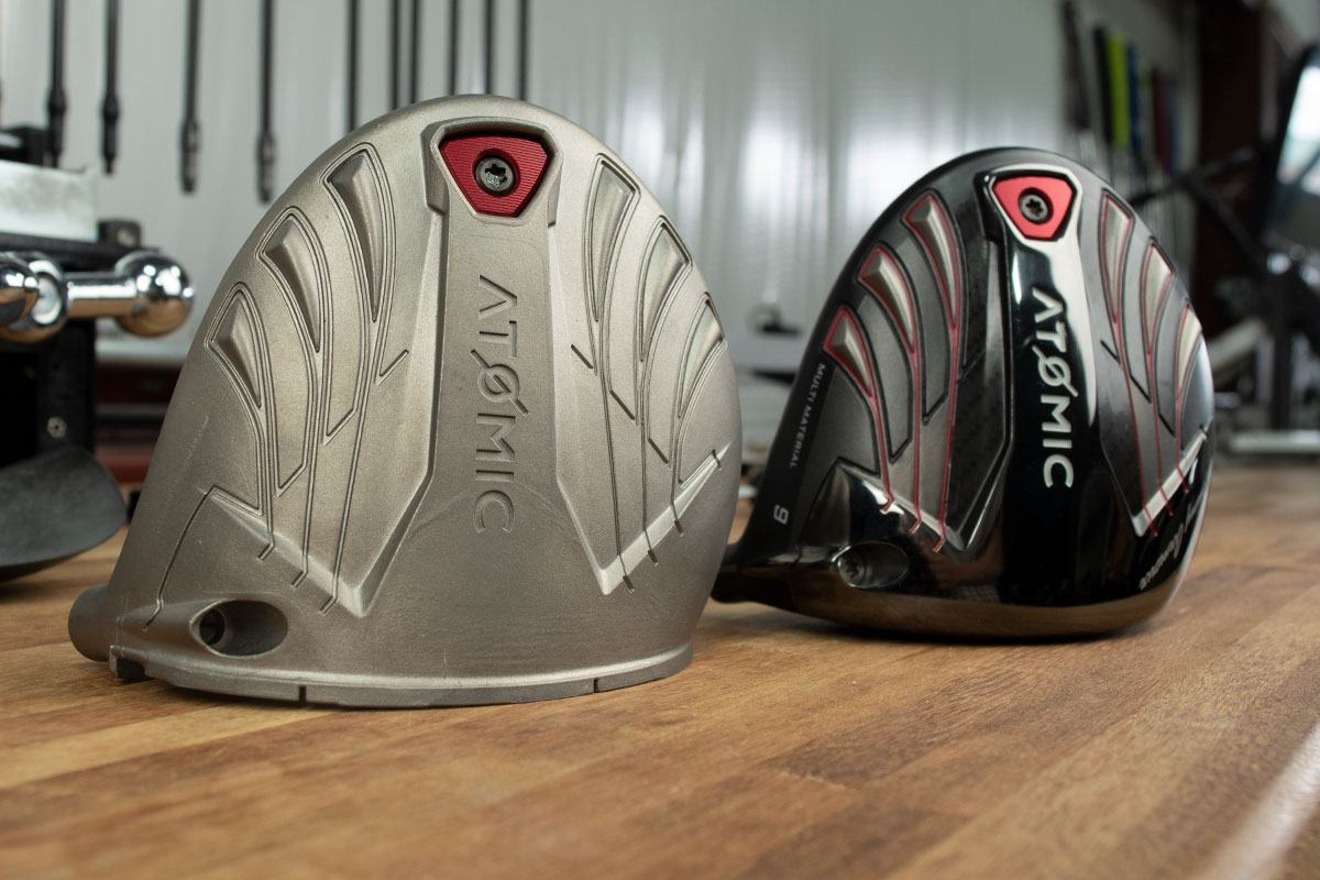 First Look: Tommy Armour Atomic Driver
