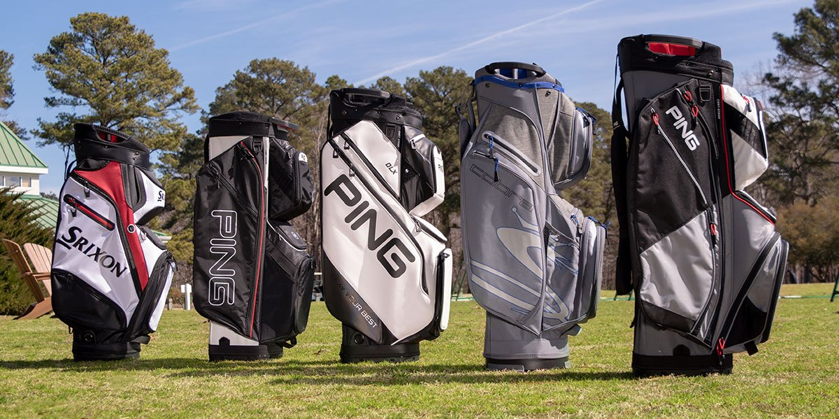 The Best Cart Bag Of 2019