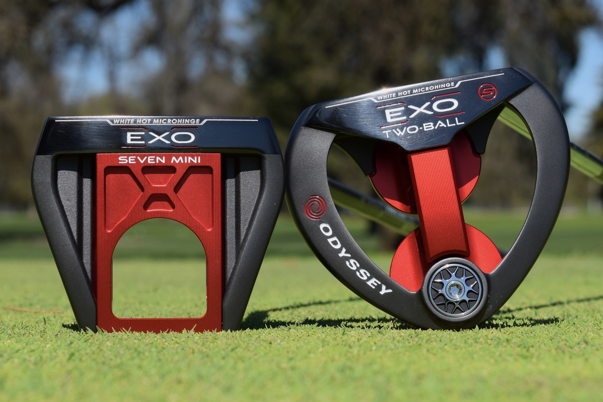 Why Does MOI Matter in a Putter? A Discussion with Odyssey's Chief Putter Designer