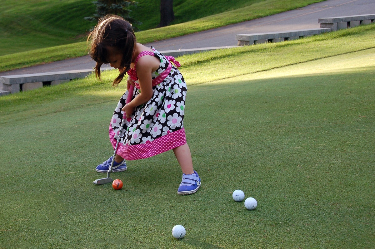 How Hard Should You Push Your Child to Play Golf? | MyGolfSpy