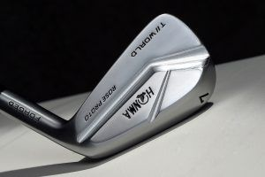 First Look: Honma T//World 747 Rose Proto MB Irons