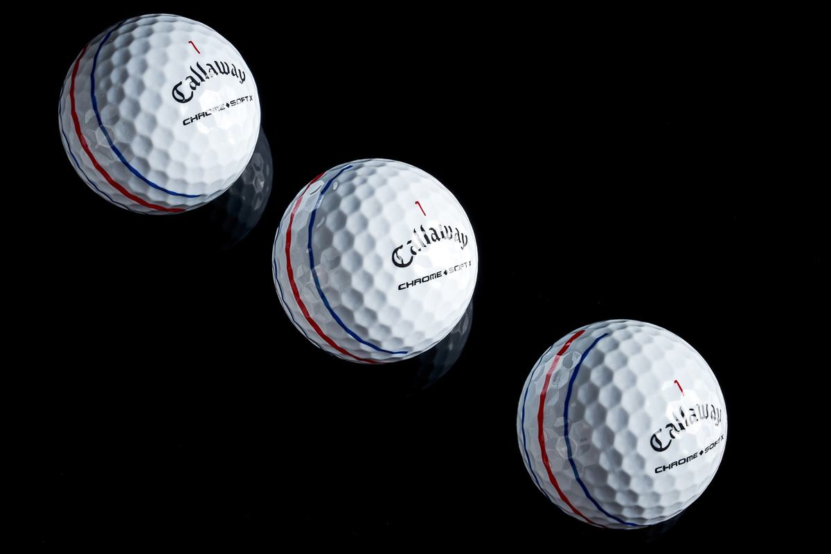 First Look – Callaway Chrome Soft X Triple Track