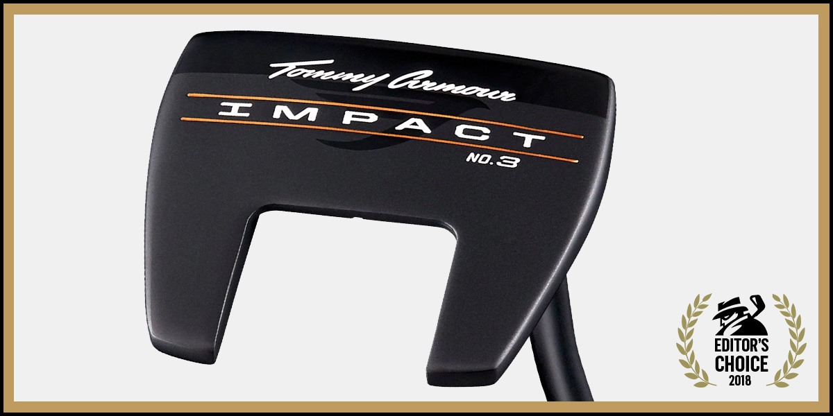(5) Testers Wanted: Tommy Armour Impact No. 3 Mallet Putter