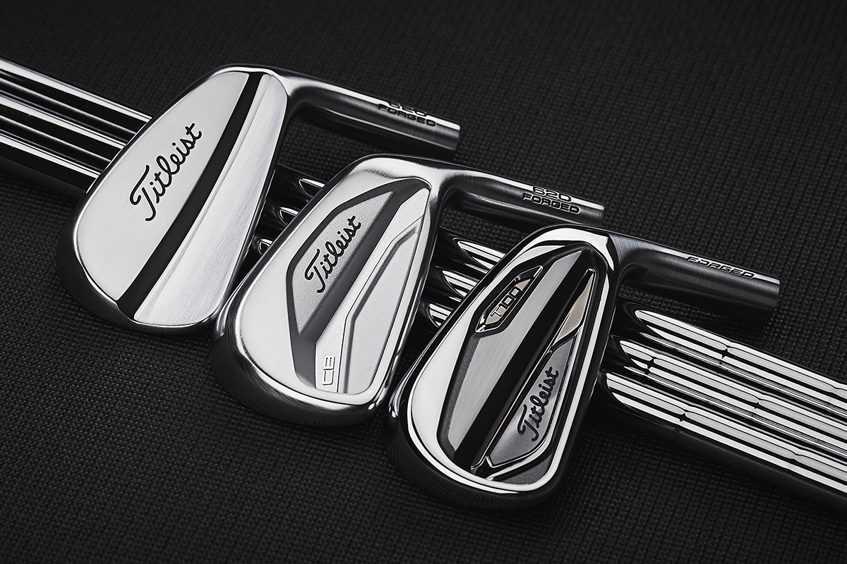 2019 Titleist T100, 620 MB and 620 CB irons Launch On Tour