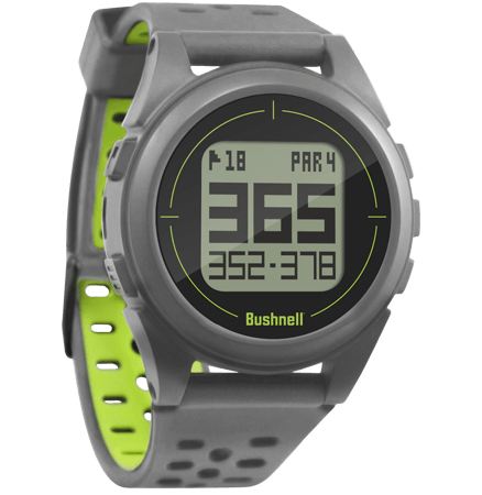 A Bushnell Ion 2 golf GPS