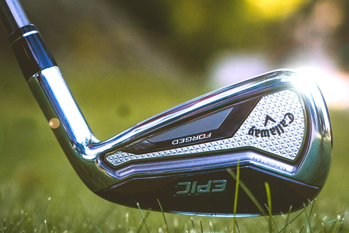 First Look - Callaway Epic Forged Irons and Hybrids