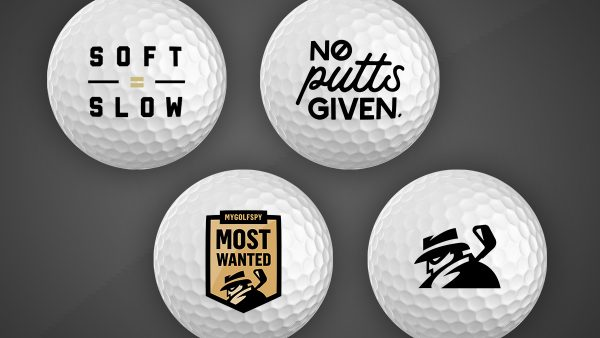 MyGolfSpy Custom Logo Balls – Readers Choice!