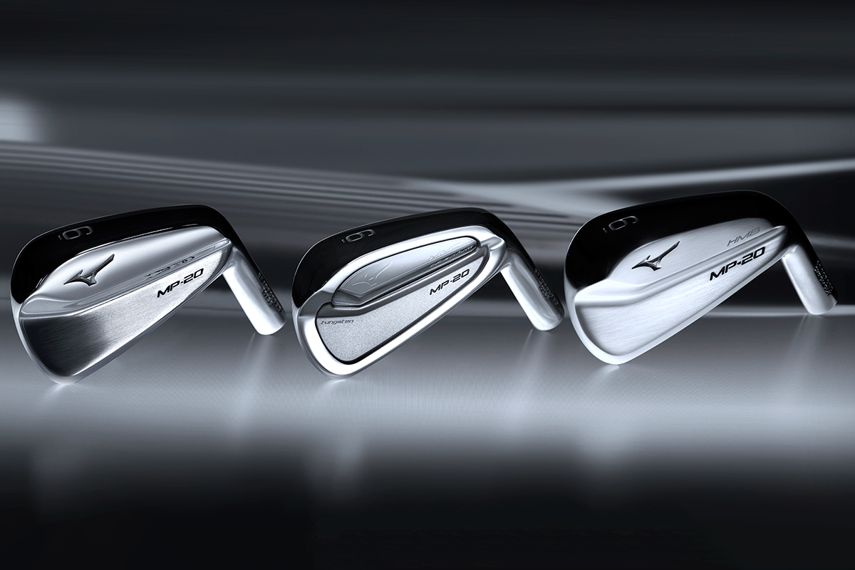 Offering Layers of Feel, Mizuno Launches MP-20 Iron Lineup