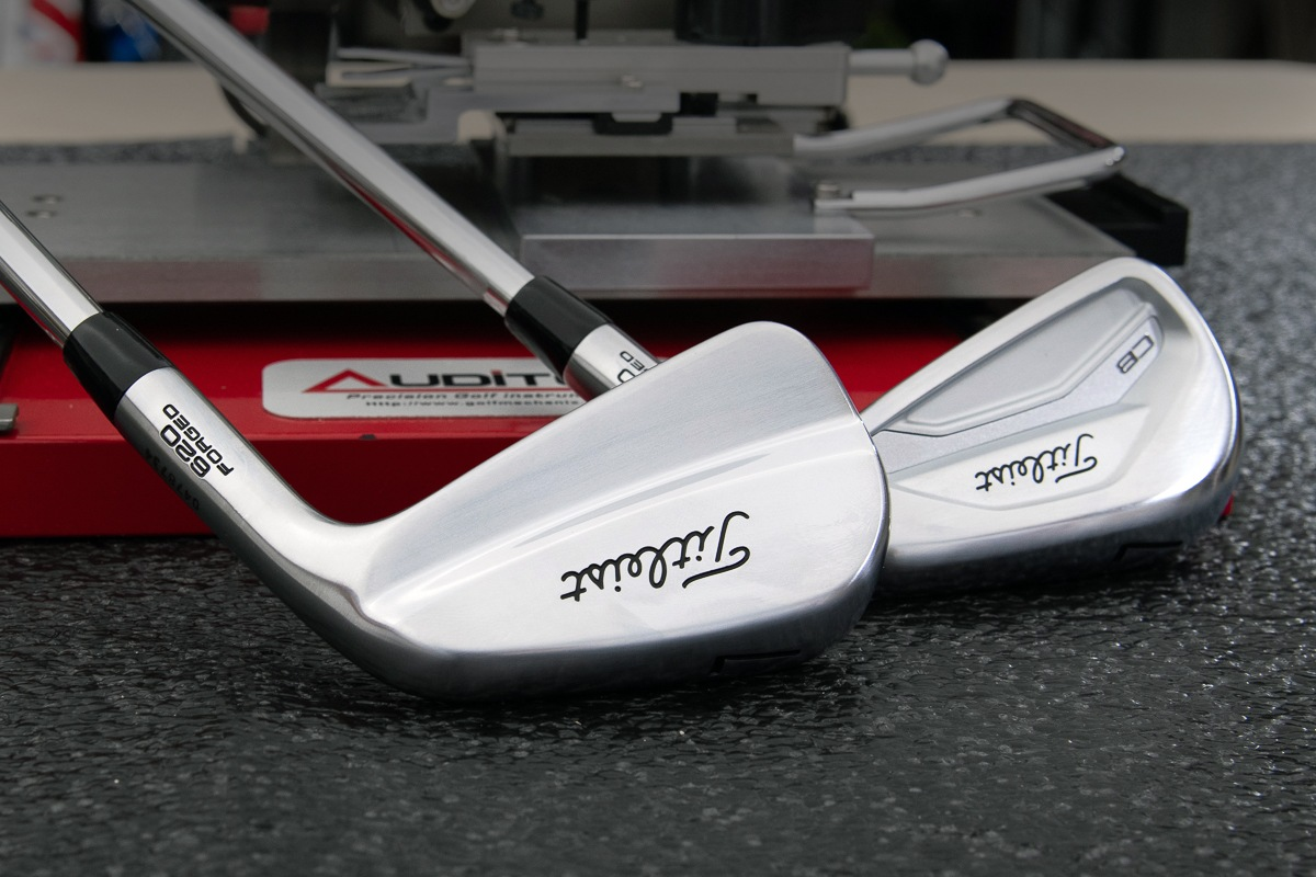 For the Purist, Titleist Launches 620 MB and 620 CB Irons