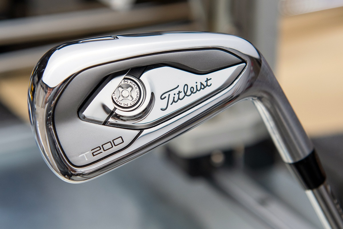 The End of the AP Era: Titleist Announces T100, T200, and T300 Irons