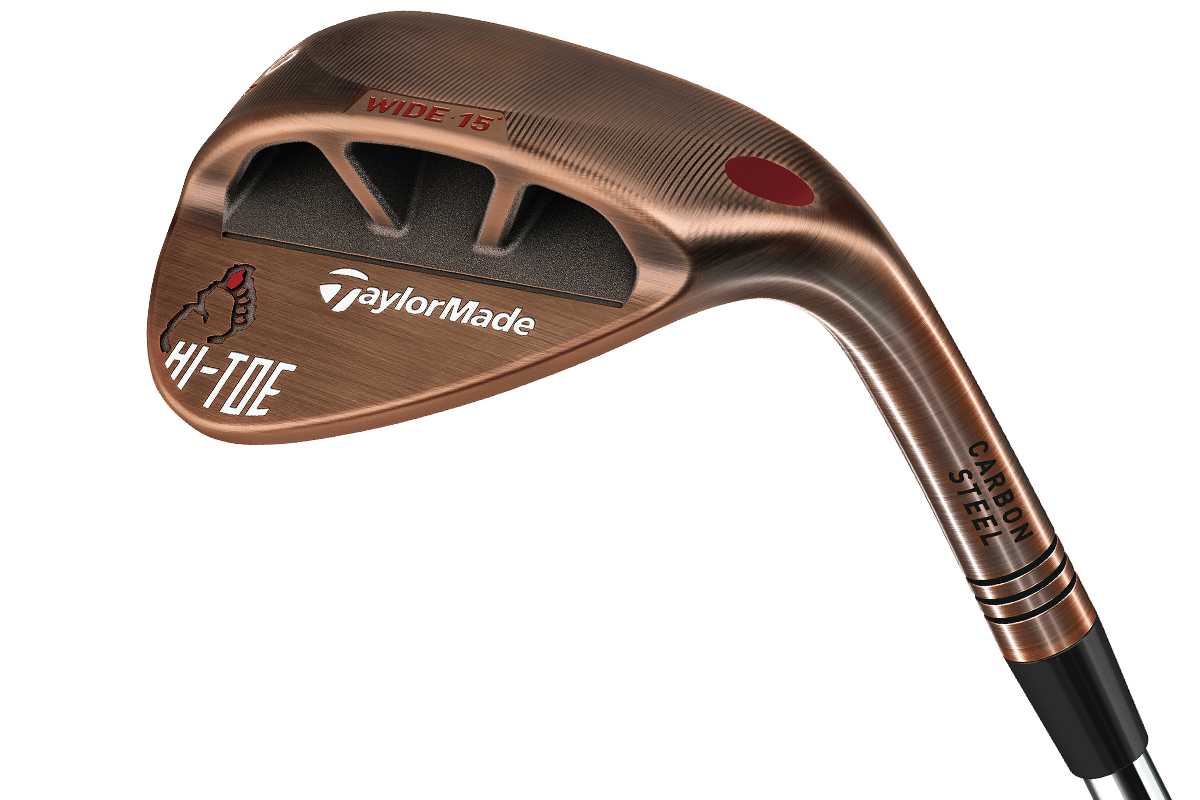 TaylorMade Launches MG2 and Big Foot Hi-Toe Wedges