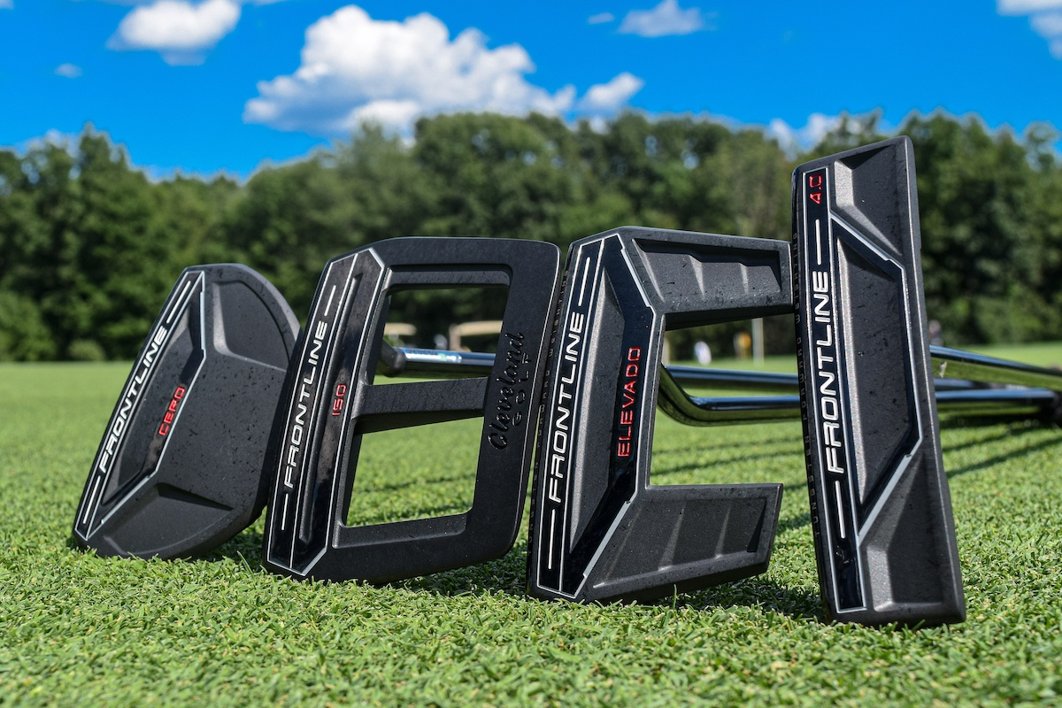 (5) TESTERS WANTED: Cleveland Frontline Putters