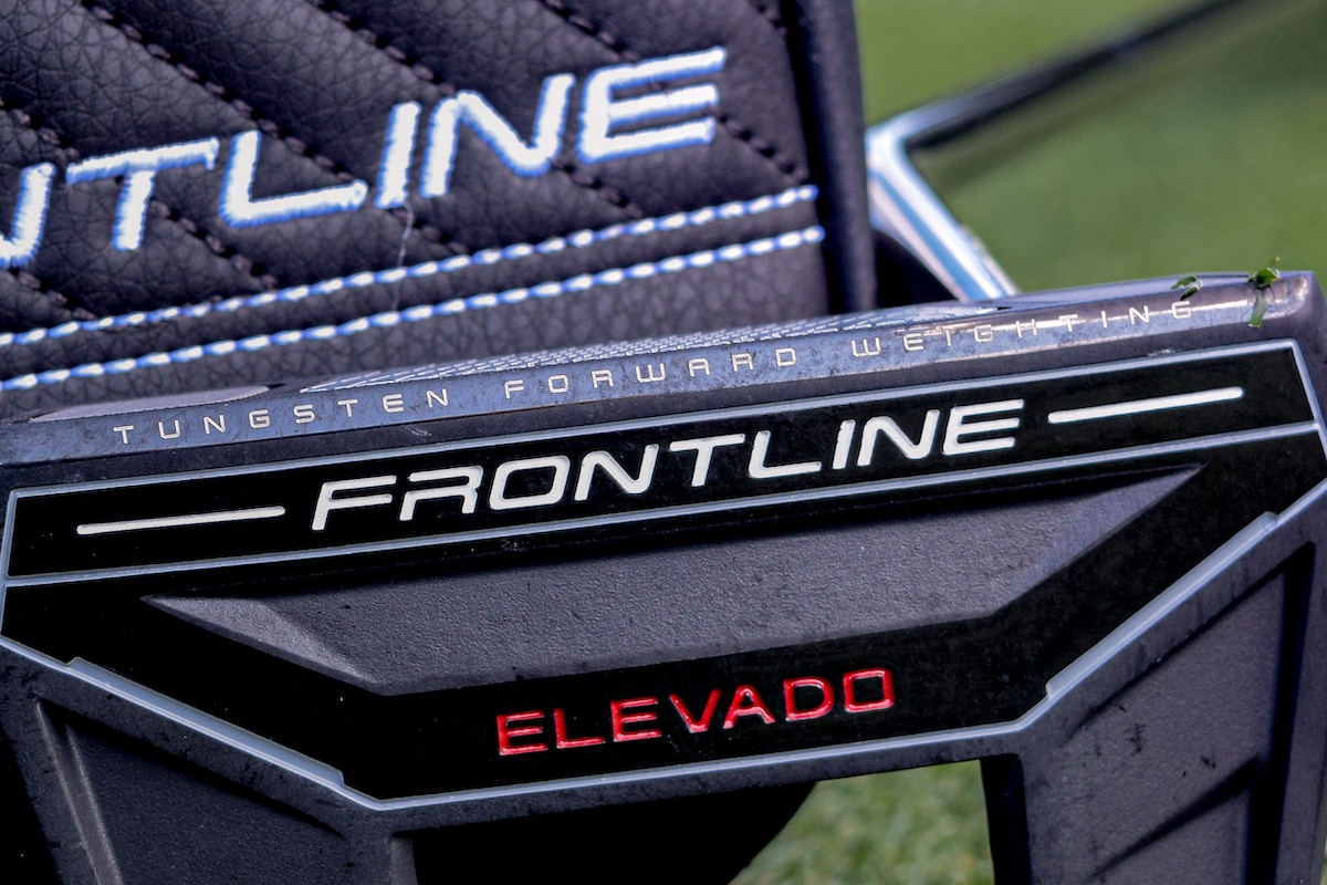 First Look: Cleveland Frontline Putters