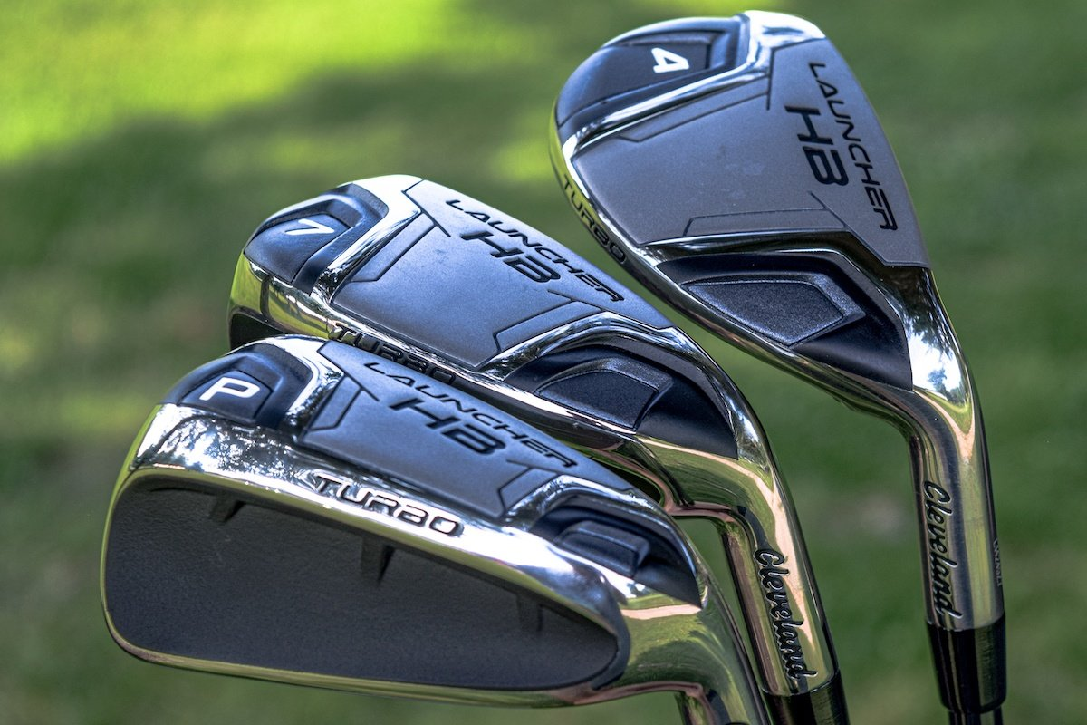 First Look: Cleveland Launcher HB Turbo & Launcher UHX Irons | MyGolfSpy