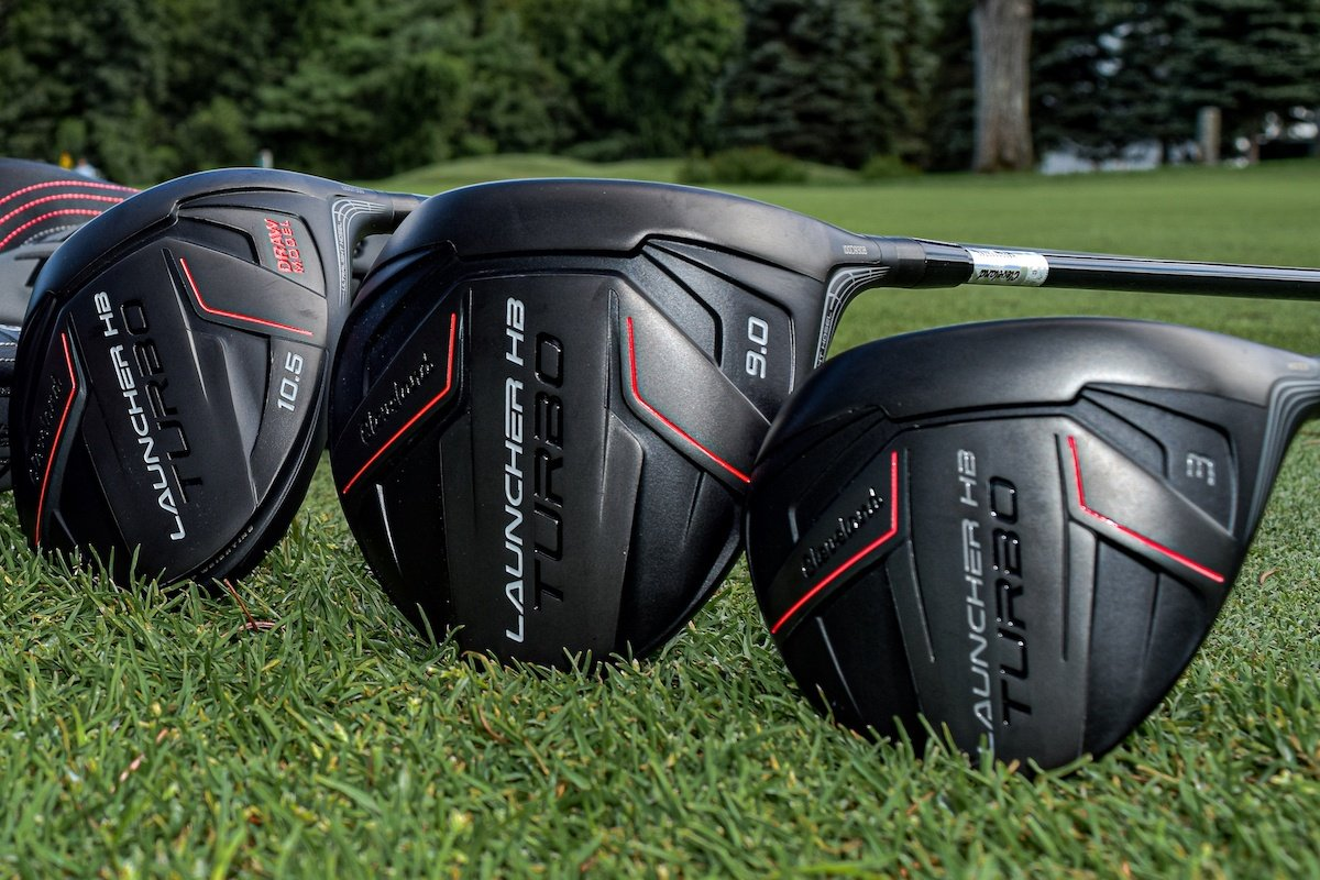 First Look: Cleveland Launcher HB Turbo Driver & Fairways