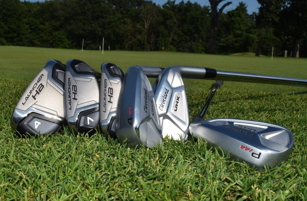 First Look: Cleveland Launcher HB Turbo & Launcher UHX Irons