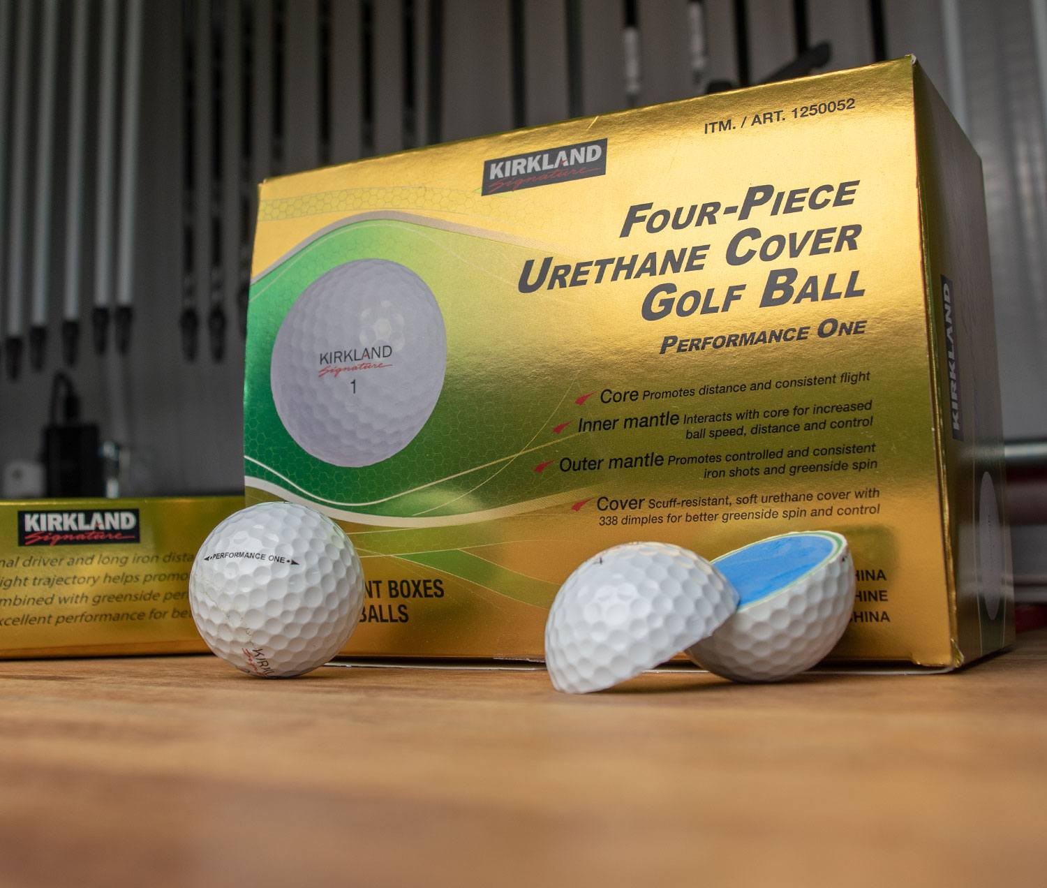 Costco Issues Refunds for Defective 4-Piece Kirkland Signature Performance One Golf Balls