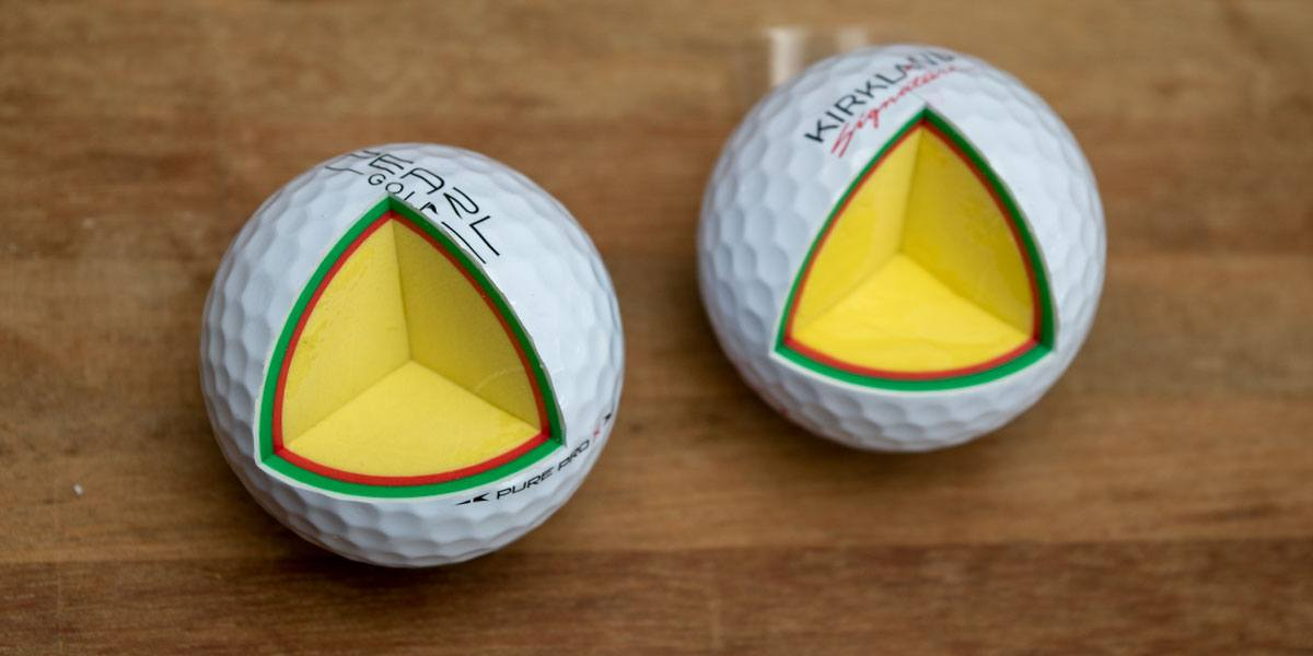 A Rose by Another Name: You Can Still Buy the Original 4-Piece K-Sig Golf Ball
