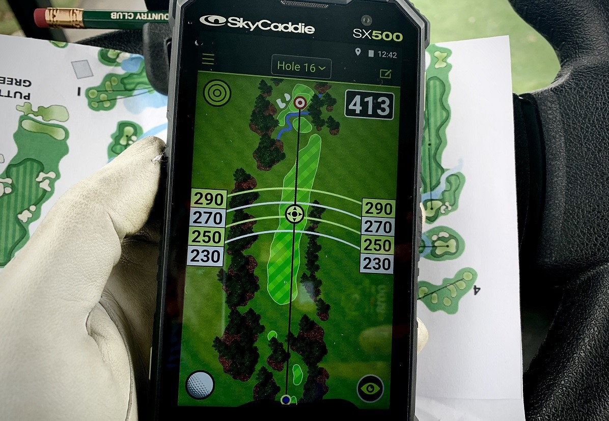 Useful Evolution: The Changing Face of Golf GPS
