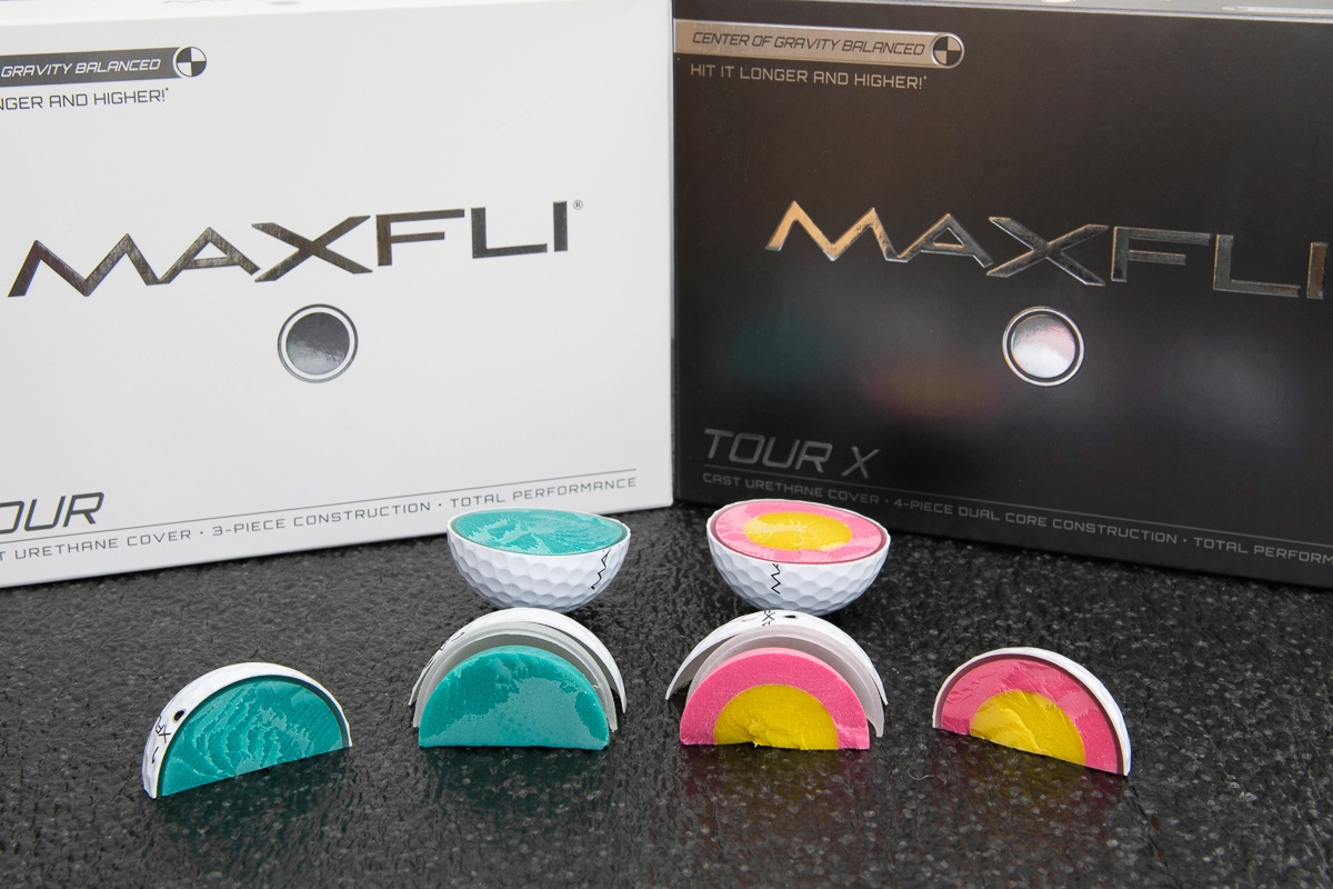 Product Spotlight: Maxfli Tour & Tour X Balls