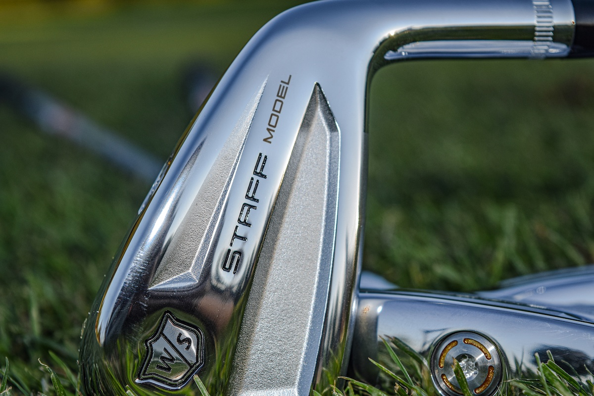 First Look: Wilson Staff Model Utility Irons