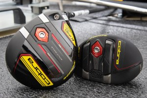 First Look – Cobra Speedzone Fairways and Hybrids