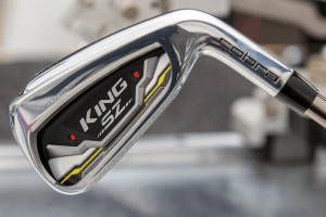 First Look: Cobra Speedzone Irons