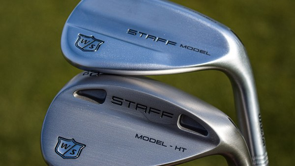 First Look: Wilson Staff Model Wedges