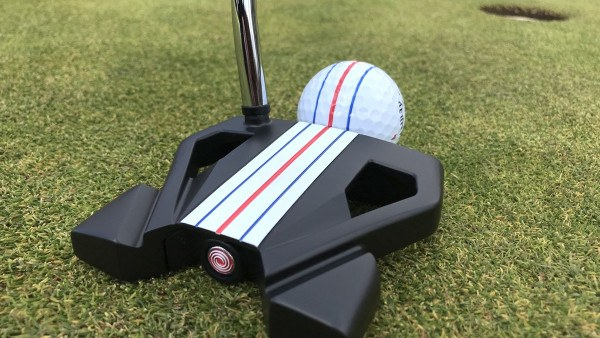 First Look: 2020 Odyssey Stroke Lab Triple Track Putter