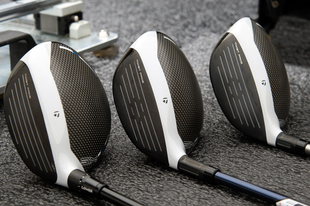 Image result for taylormade sim fairway