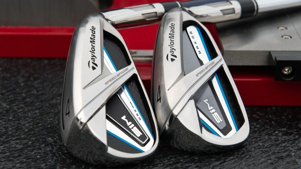 TaylorMade SIM and SIM OS Irons