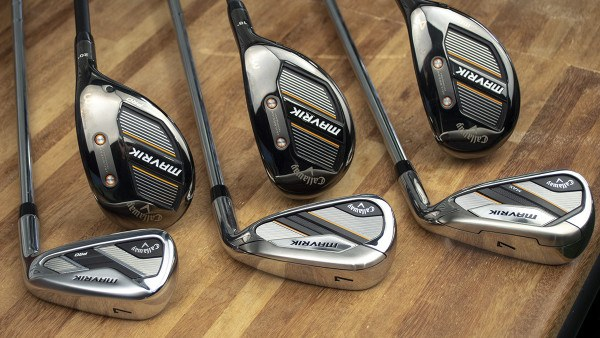 First Look: Callaway Mavrik Irons and Hybrids