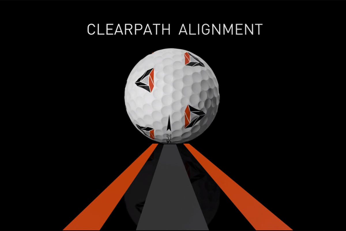 TaylorMade pix Clearpath alignment