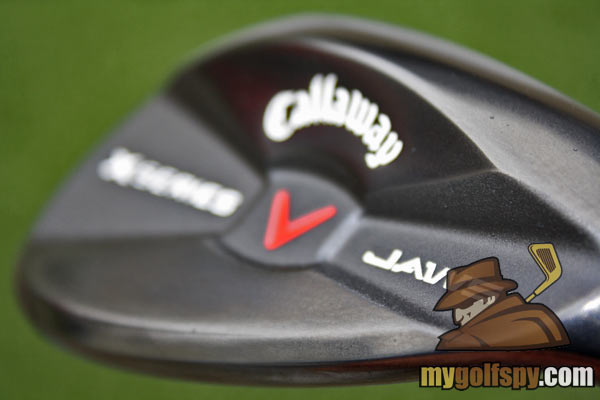 Callaway Jaws Vintage Black Wedge