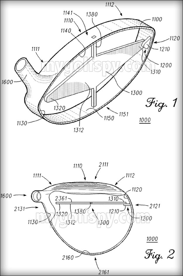 Adjustable MOI Patent