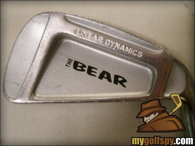 Nicklaus The Bear Irons